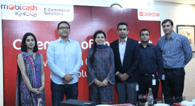 , Mobilink Partners with Shopistan for Online payments