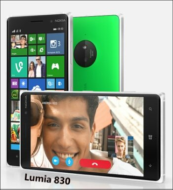 , Lumia 830 Now Available in Pakistan