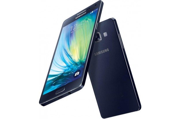 , Samsung Galaxy A5 Full Metal Body Smartphone Launched