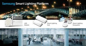 , Samsung Electronics Outlines Approach for Smart Lighting  at LIGHTFAIR International 2015