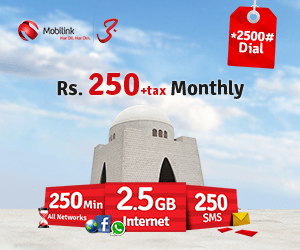 Mobilink,Super, Card, Load,offer, Mobilink Super Card/ Load Offer