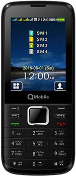 QMobile,F1,four,SIMS,qmobile, QMobile Brings F1 with Four SIM-Cards Space