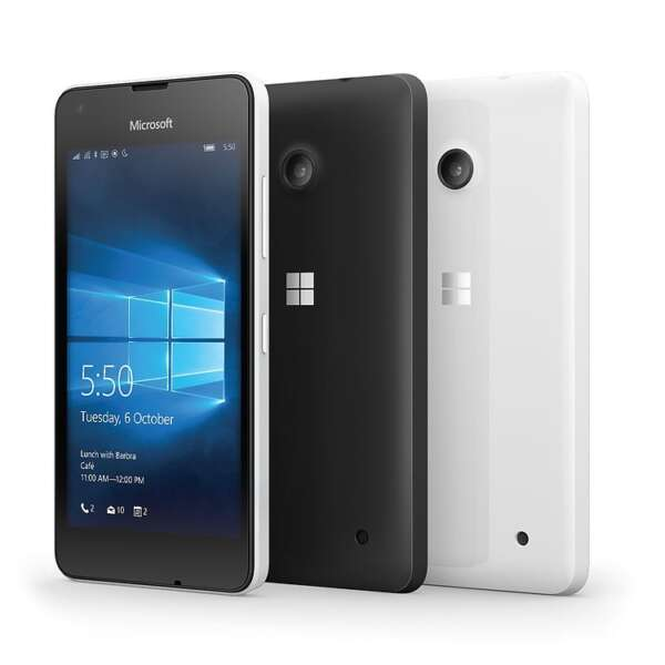 Microsoft Lumia 550 Price & Specification