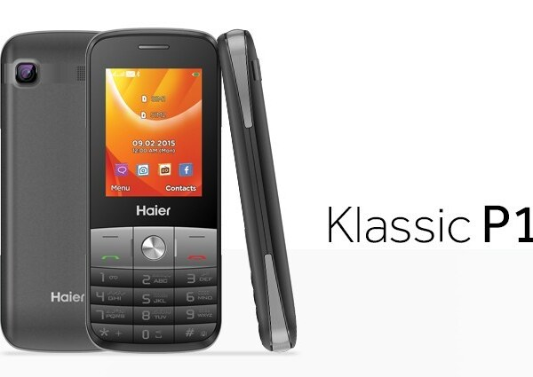 Haier Klassic P100 Price & Specifications