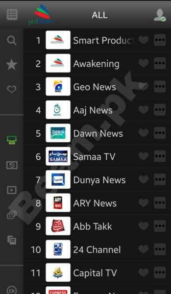 ptcl smart tv application for pc free download