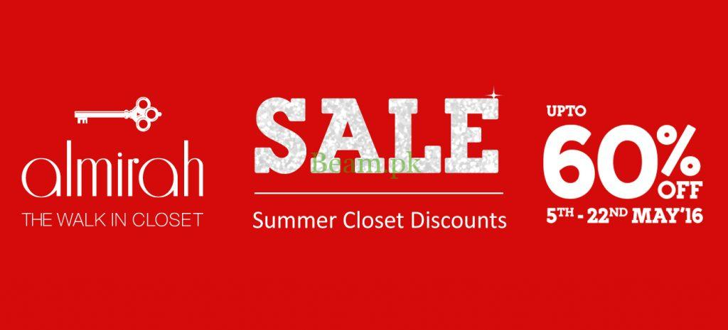 Gala, sale, Almirah, winter, summer, spring, summer gala, sale, jj, Almirah brand, Almirah shop, 2016 sale,60% off, clothes, lawn sale, Almirah Summer Gala Sale 60% Off