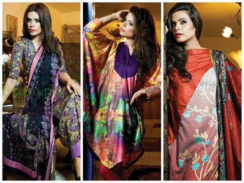 Ittehad Summer Collection