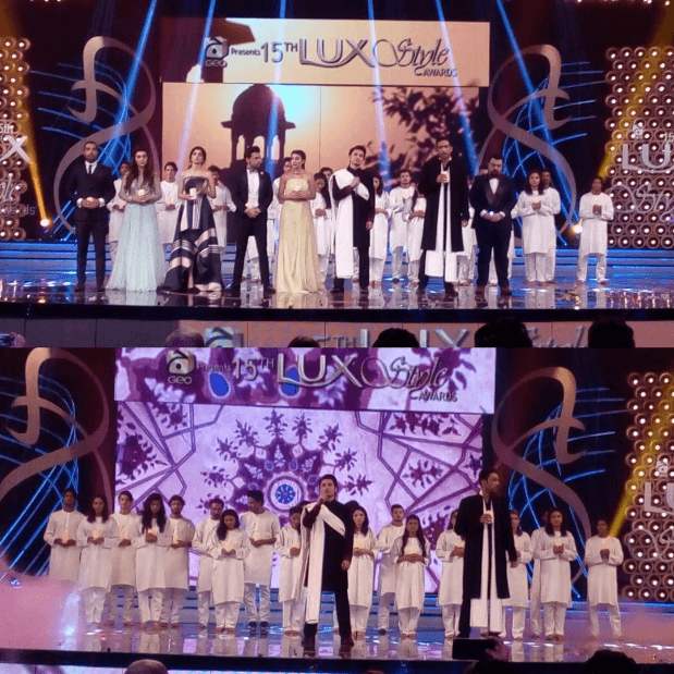Lux awards 2016, LUX Style awards 2016