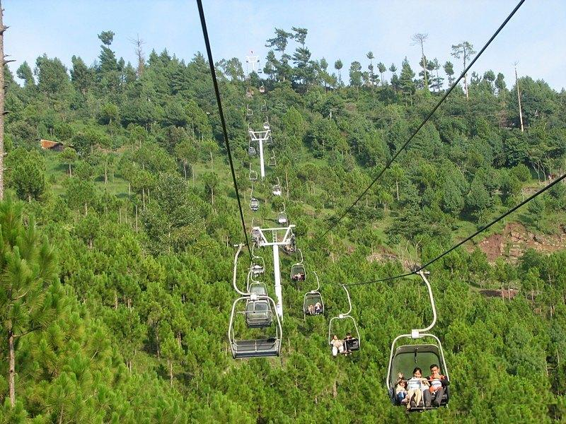 murree, 10 places you should visit in Murree