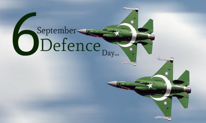 "6th September, 6th September ""Defense Day"" of Pakistan"