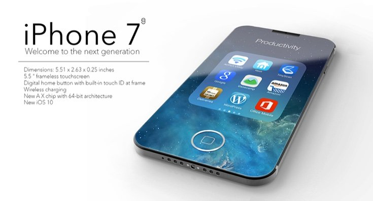 iPhone 7, Apple is Going to Launch iPhone 7