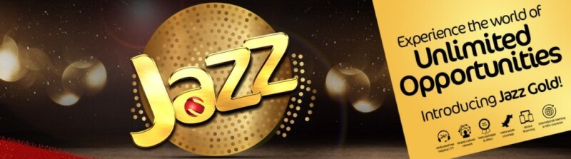 Jazz Gold, Jazz Gold Prepaid & Postpaid Packages/Offers|2019