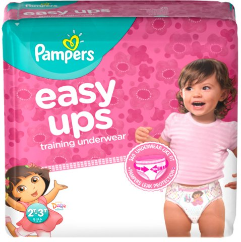 Pamper Pants, Newly Launched Pamper Pants in Pakistan