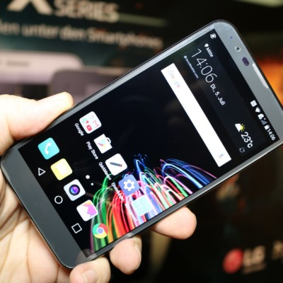 LG X Mach Price & Specifications
