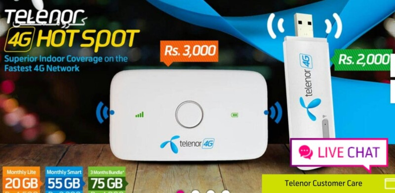 Telenor Wingle
