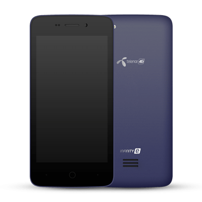 Telenor Infinity E Price & Specifications