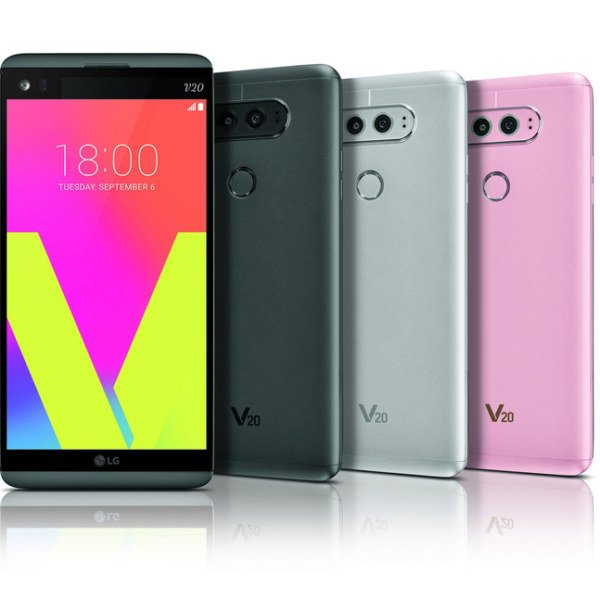 LG V20 Price & Specifications