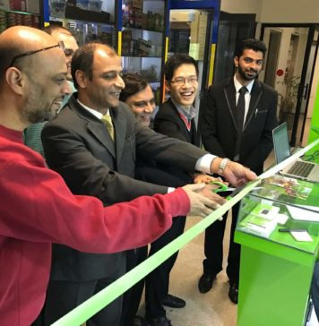 Zong Opens Mini Customer Service Center LUMS