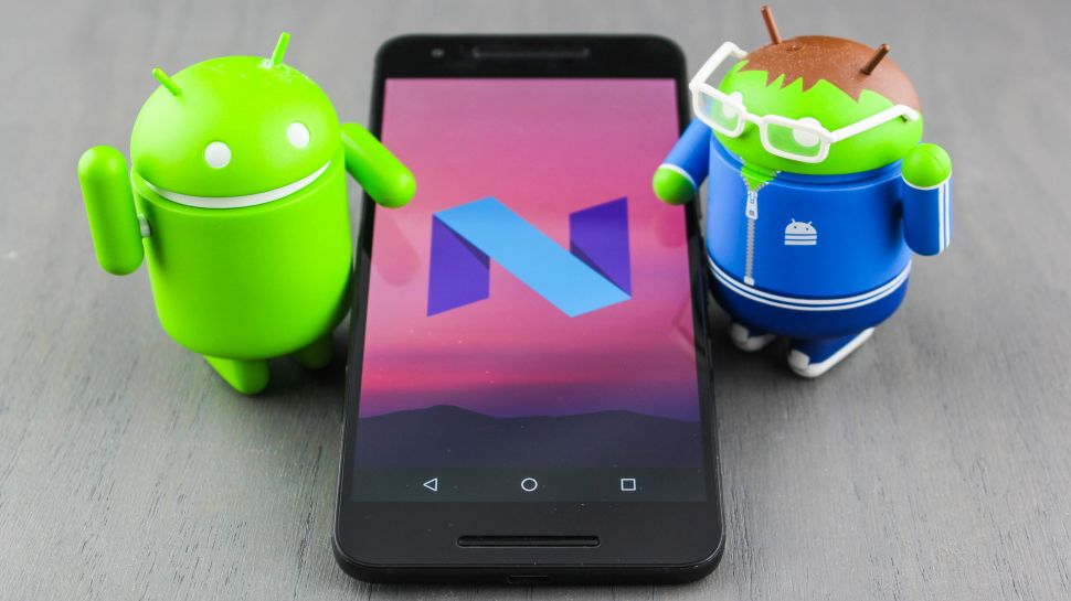Android 7.0 Nougat, Samsung Phones Android 7.0 Nougat Update 2017