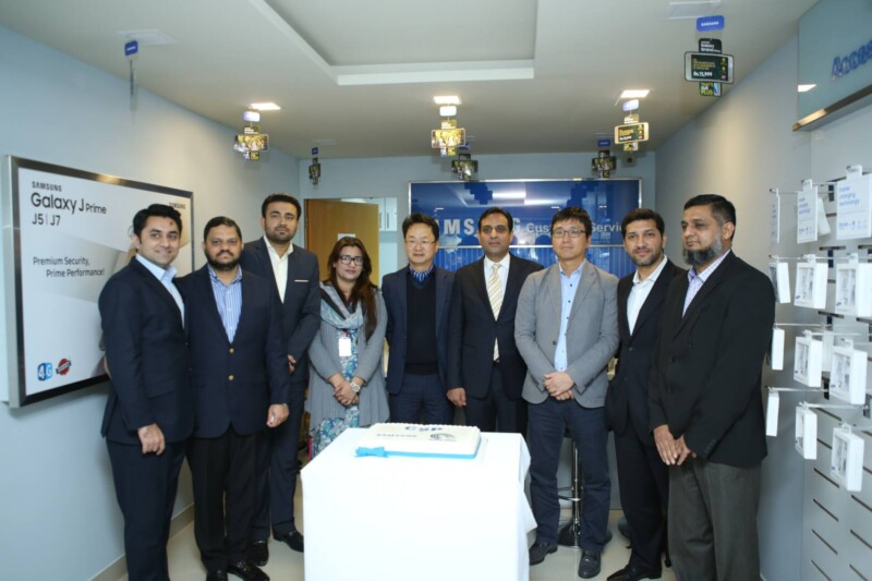 Service, Samsung inaugurates a new Service Center in Islamabad