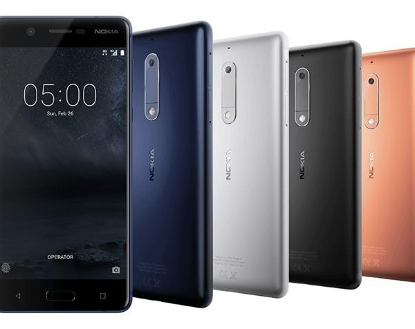 Nokia 5 Price & Specifications