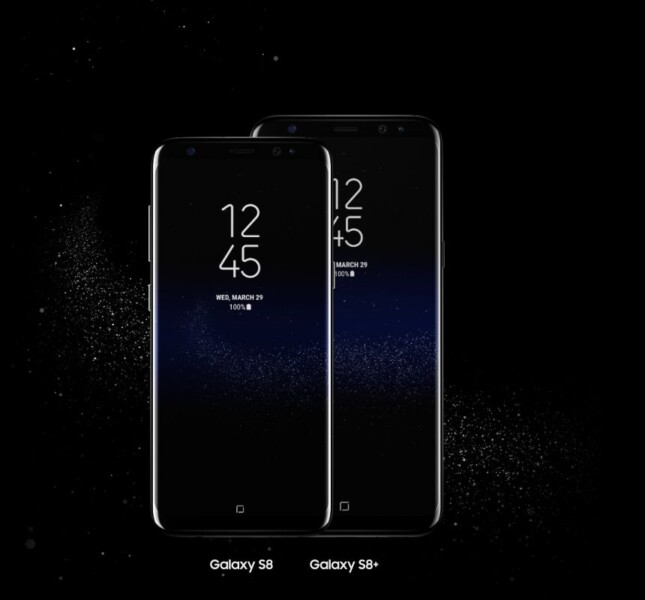 Galaxy, Samsung launched Galaxy S8 & S8+