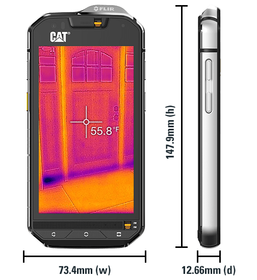 CAT S60, Catterpillar phone, CAT S60 about to enter Pakistani market