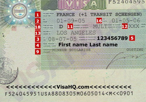 French, How to get French Visa from Pakistan