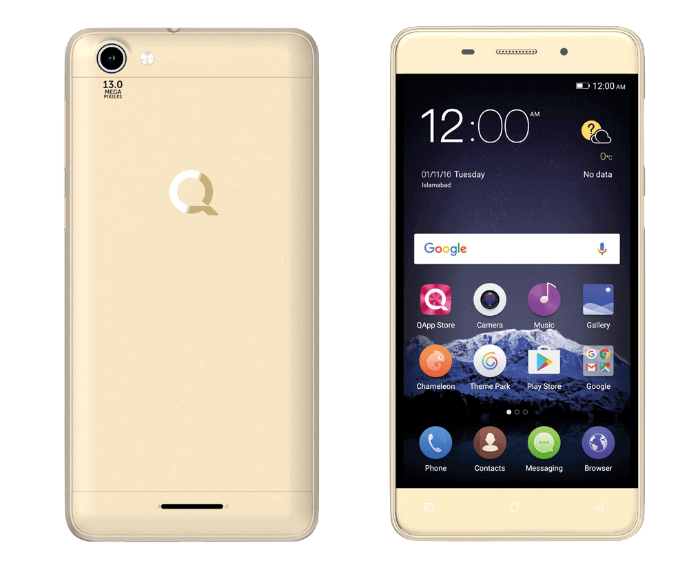 QMobile Latest Phones 2017
