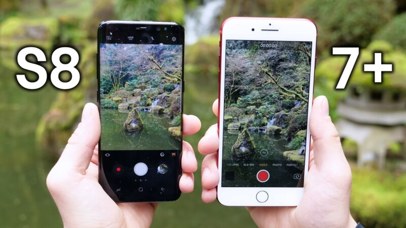 Samsung, Samsung Galaxy S8 VS Apple iPhone 7: Which one is best?