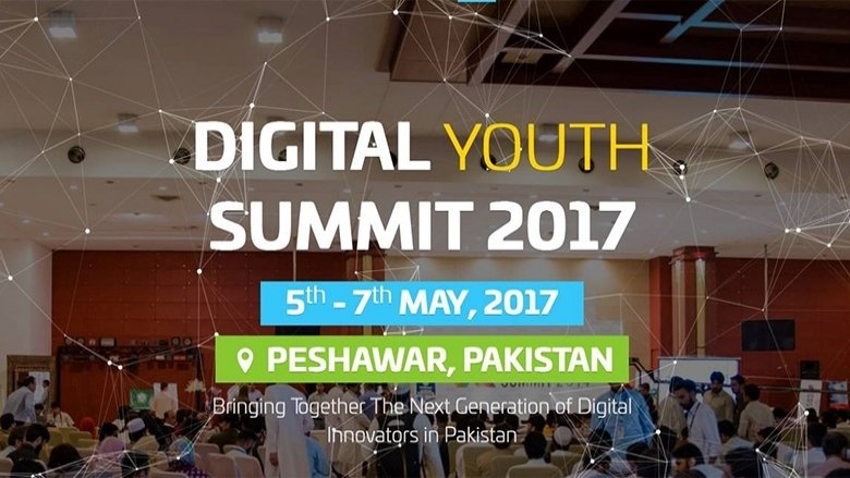 Digital, Digital Youth Summit DYS : 5th May – 7th May 2017 in Peshawar