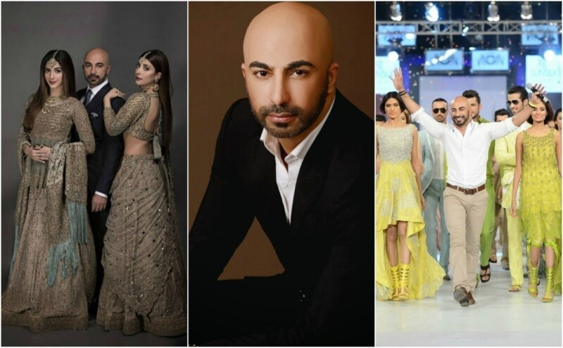 You Must Know These 5 Iconic Fashion Designers Of Pakistan
