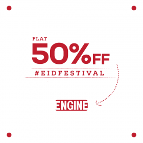 Discount Offers, Discount Offers up to Flat 50% off – Stylo, So Kamal & Engine
