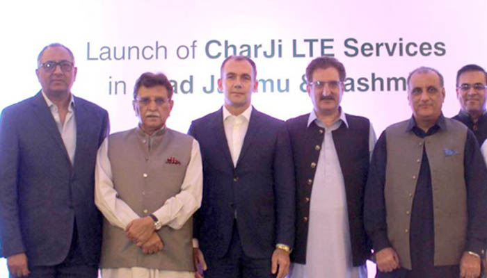 charji, PTCL Launched its Charji services in Azad Jammu and Kashmir
