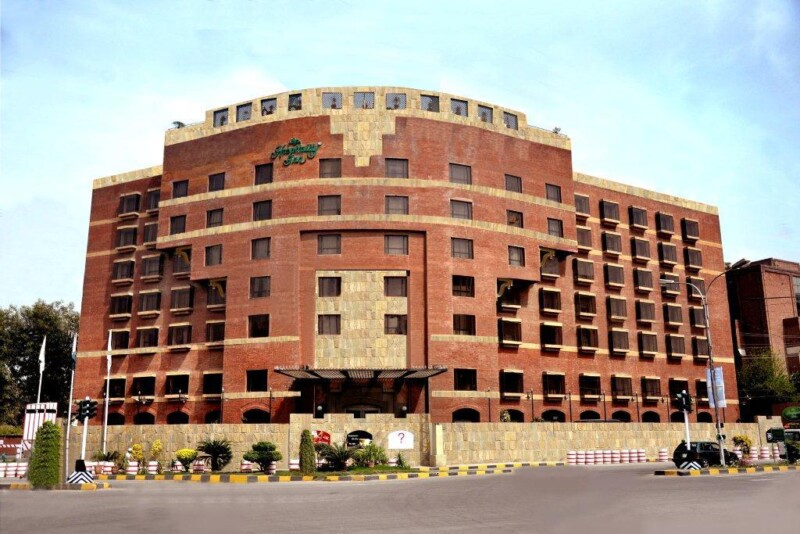 Most-booked hotels in Lahore in the past month
