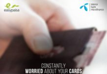 Easypaisa Virtual Debit Card