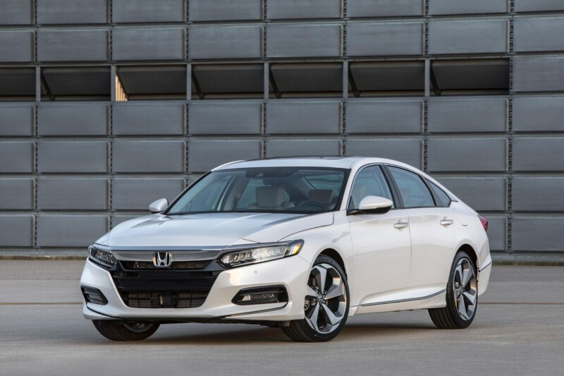 accord 2018, Honda Accord 2018 Unveiled – Design & Engine Specifications