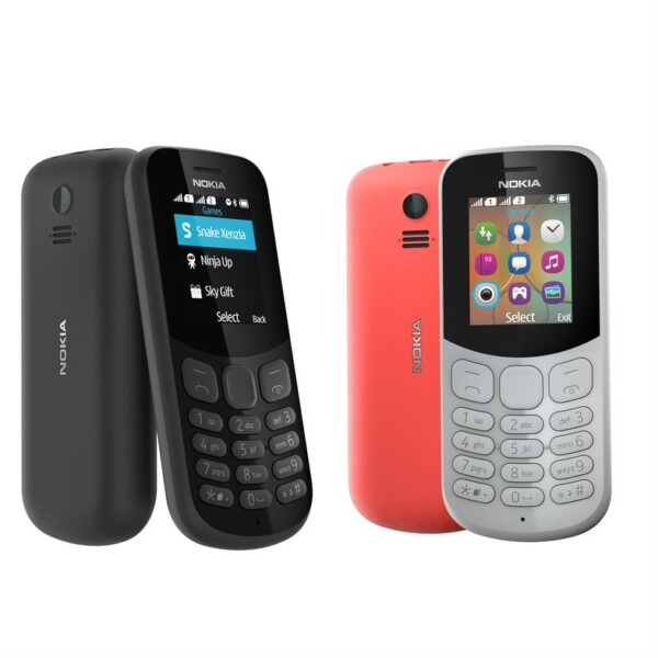 Feature, Nokia Launched Nokia 105 & Nokia 130 Feature Phone