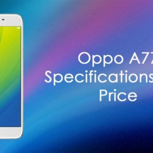 Oppo A77 Price & Specifications