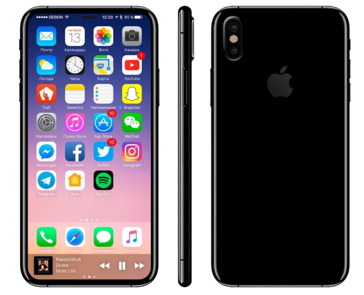 iPhone 8, Apple iPhone 8 vs Samsung Galaxy Note 8- Which One to Buy?