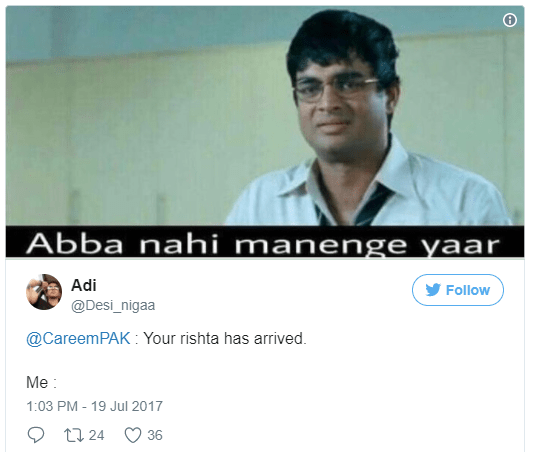 Careem, Careem and Rishta Aunty, Whats the Deal?