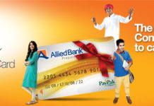 Allied EZCash Prepaid Card