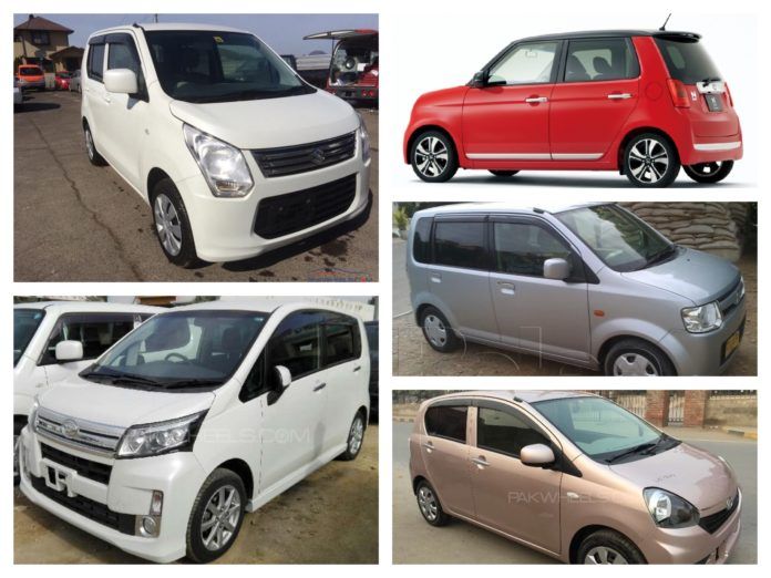 Best 660cc Cars in Pakistan-Price, Specifications and Pictures