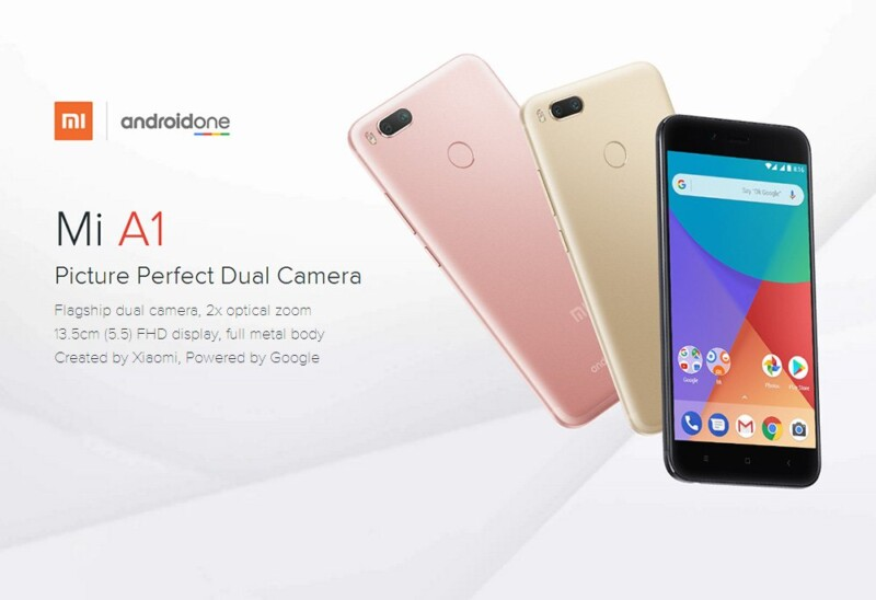 Xiaomi Mi A1, Xiaomi Mi A1 Coming to Pakistan Very Soon
