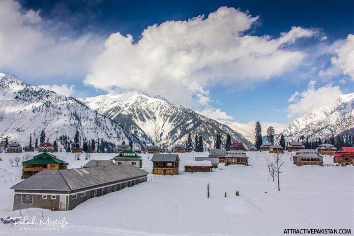Beautiful places in pakistan, The Most Beautiful Places in Pakistan to Visit in Winters