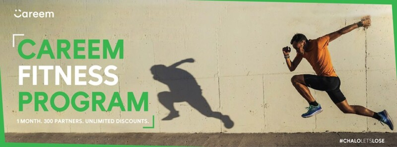 careem partnered with 300 gyms under its fitness program