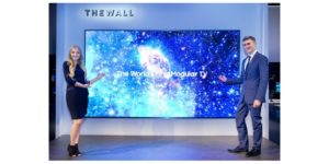 """smart TV, """"The Wall""""- Samsung's 146 inch Smart TV is about to Come"""