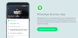 facebook, Facebook is to Launch WhatsApp Business App