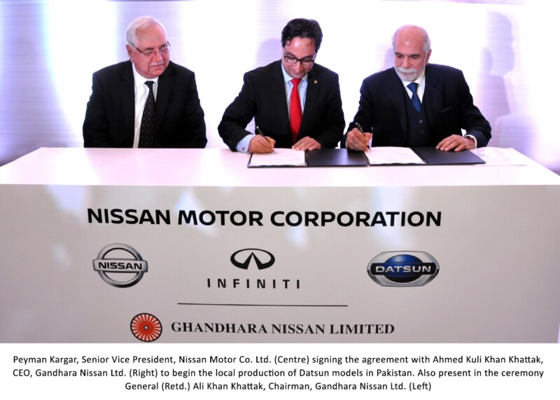 Nissan Datsun, Nissan Datsun Cars to be Produced and Sold in Pakistan – Check out the Details