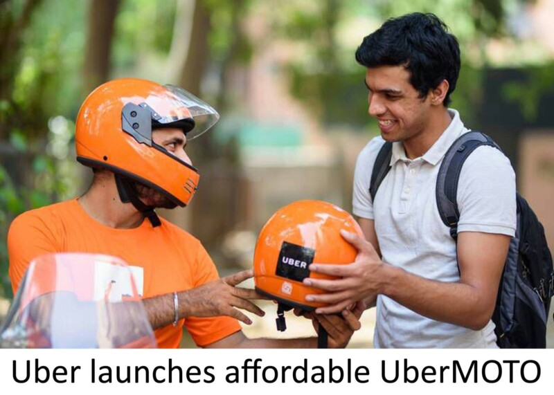 "UberMoto in Pakistan, Uber Introduces Bike Service ""UberMoto"" in Pakistan – Pricing and Details"